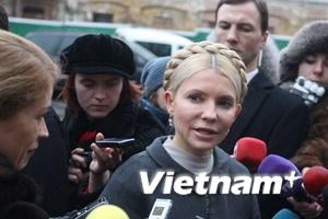 Cựu Thủ tướng Ukraine Tymoshenko bị quản thúc