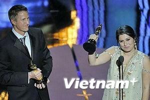 Pakistan trao thưởng nhà làm phim đoạt giải Oscar