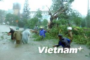 Đã có 26 người chết, 5 người mất tích do bão số 9