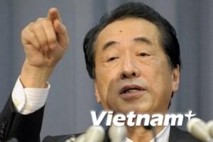 Tân Thủ tướng Nhật Bản ưu tiên tái thiết kinh tế
