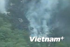 Máy bay chở hơn 150 người rơi tại thủ đô Pakistan