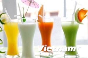 Hà Nội phát hiện 12 loại nước trái cây nhiễm DEHP