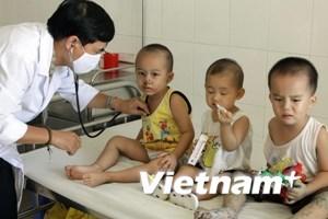Đã có 32.588 người bị mắc bệnh tay chân miệng