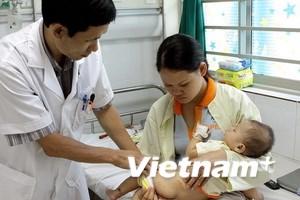 Hơn 76.000 ca mắc bệnh tay chân miệng trên cả nước