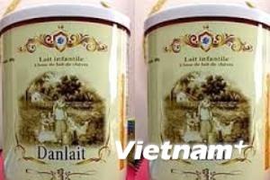 Sữa dê Danlait tuân thủ đủ các quy định về ATTP