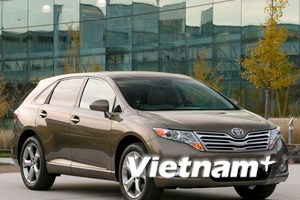 Toyota có thể đồng ý mức phạt hơn 16 triệu USD