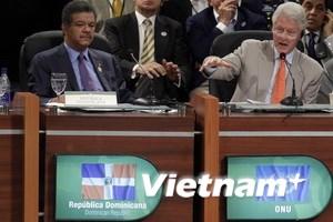 Khai mạc Hội nghị quốc tế lần 4 về tái thiết Haiti