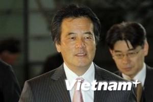 Nhật Bản công bố danh sách nội các mới 17 người