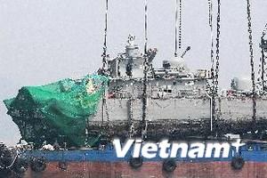 Đàm phán vụ Cheonan