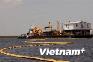 BP bịt vĩnh viễn giếng dầu bị rò rỉ tại Vịnh Mexico