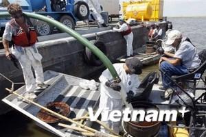 Chấm dứt mối đe dọa dầu tràn trên Vịnh Mexico