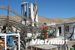 Nỗ lực giải cứu thợ mỏ ở Chile đạt bước tiến mới