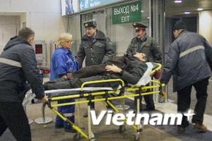 Việt Nam lên án hành động khủng bố tại Mátxcơva