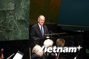 LHQ thúc ký Công ước toàn diện chống khủng bố