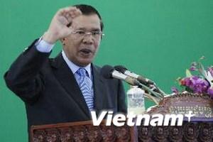 Thủ tướng Hun Sen hối thúc tăng quan hệ với Thái