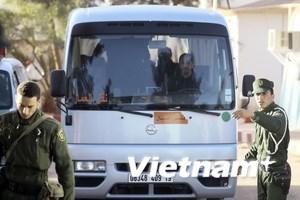 Quân đội Algeria đã bắt sống năm kẻ bắt cóc con tin