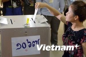 Đảng cầm quyền Campuchia cam kết cải cách bầu cử
