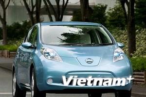 Mẫu xe Nhật của năm