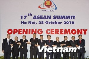Đóng góp tích cực cho hòa bình và hợp tác ASEAN