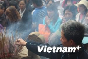 Lễ hội đền Hùng năm 2011: Náo nức trước giờ G