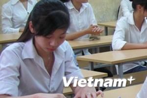 Có gần 4.300 thí sinh bỏ thi tốt nghiệp môn văn