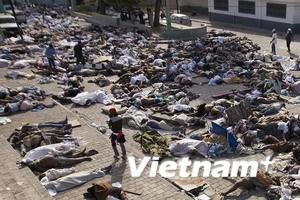 150.000 người thiệt mạng do động đất ở Haiti