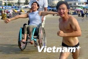 Đàm Vĩnh Hưng là Đại sứ ủng hộ người khuyết tật