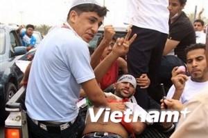 Hơn 1.000 binh sỹ của Arập Xêút tiến vào Bahrain