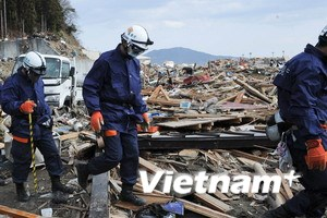 Hai trận động đất 7 độ Richter liên tiếp ở Myanmar