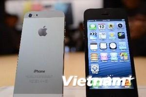 Lãnh đạo Apple quá lời về độ mỏng của iPhone 5