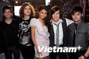 Selena Gomez cover BSB
