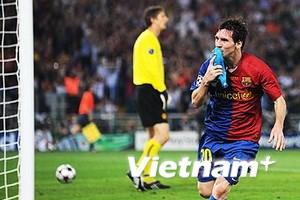 Messi cần thêm 1 bàn