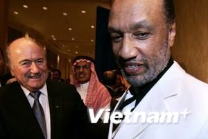 Blatter trắng án