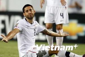 Gold Cup 2011: Đội chủ nhà Mỹ thua sốc Panama