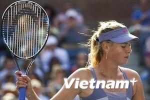 Sharapova bật bãi sớm