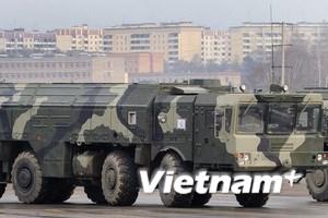 Mỹ hối thúc Nga đàm phán về lá chắn tên lửa NMD
