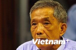 Chung thân cho cai ngục khét tiếng của Khmer Đỏ