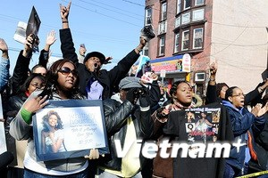 Video tang lễ Whitney