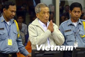 Đao phủ Duch sẽ làm nhân chứng vụ xử Khmer Đỏ