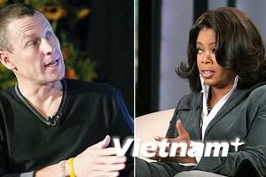 Lance Armstrong lần đầu thừa nhận dùng doping