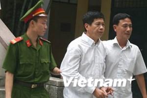Hoãn phiên tòa xử nguyên Tổng giám đốc PMU18