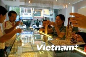 Được nhập 10 tấn vàng để bình ổn thị trường vàng