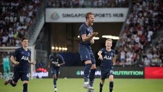 Kane lập siêu phẩm từ giữa sân, Tottenham thắng kịch tính Juventus