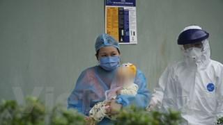 Bệnh nhân nhỏ nhất Việt Nam nhiễm COVID-19 được điều trị thành công