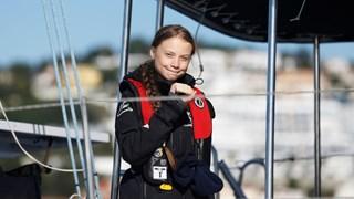 Nhà hoạt động Greta Thunberg kêu gọi hành động chống biến đổi khí hậu