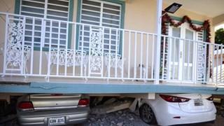 Tiếp tục xảy ra động đất mạnh 6,6 độ tại Puerto Rico