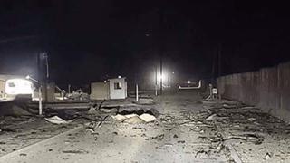 Liên quân do Mỹ dẫn đầu mời báo chí thăm căn cứ trúng tên lửa ở Iraq