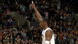 Những khoảnh khắc đáng nhớ trong sự nghiệp của Kobe Bryant