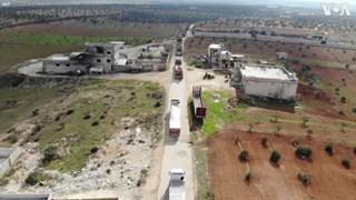 Quân đội Syria tăng cường điều động lực lượng tới Raqqa