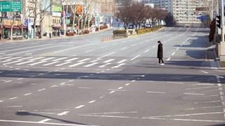 [Video] Daegu vắng bóng người sau khi dịch COVID-19 bùng phát
